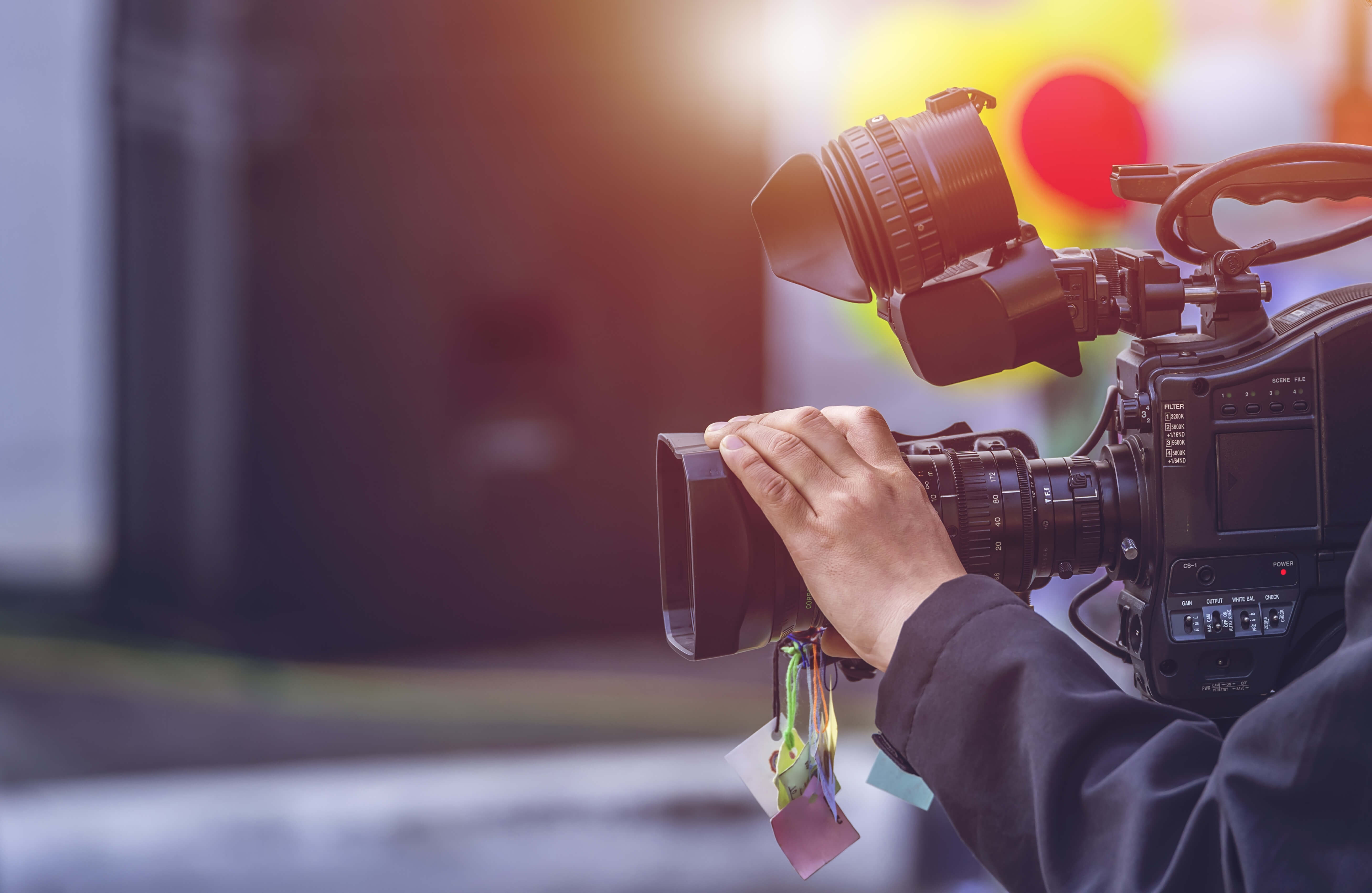 NDigitec Film Production: What differentiates proffesional film production process?