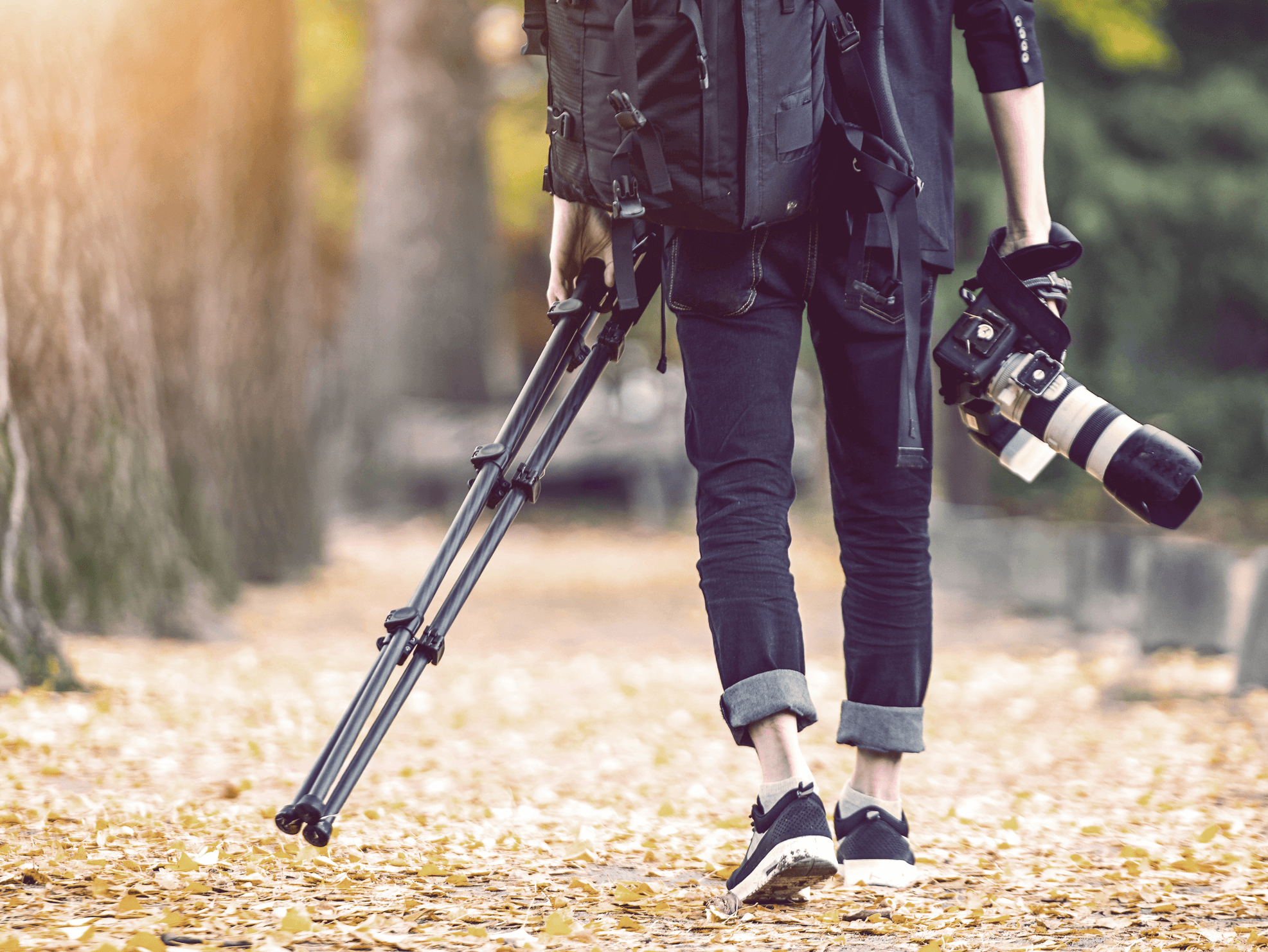 Commercial Photography vs. Hobby