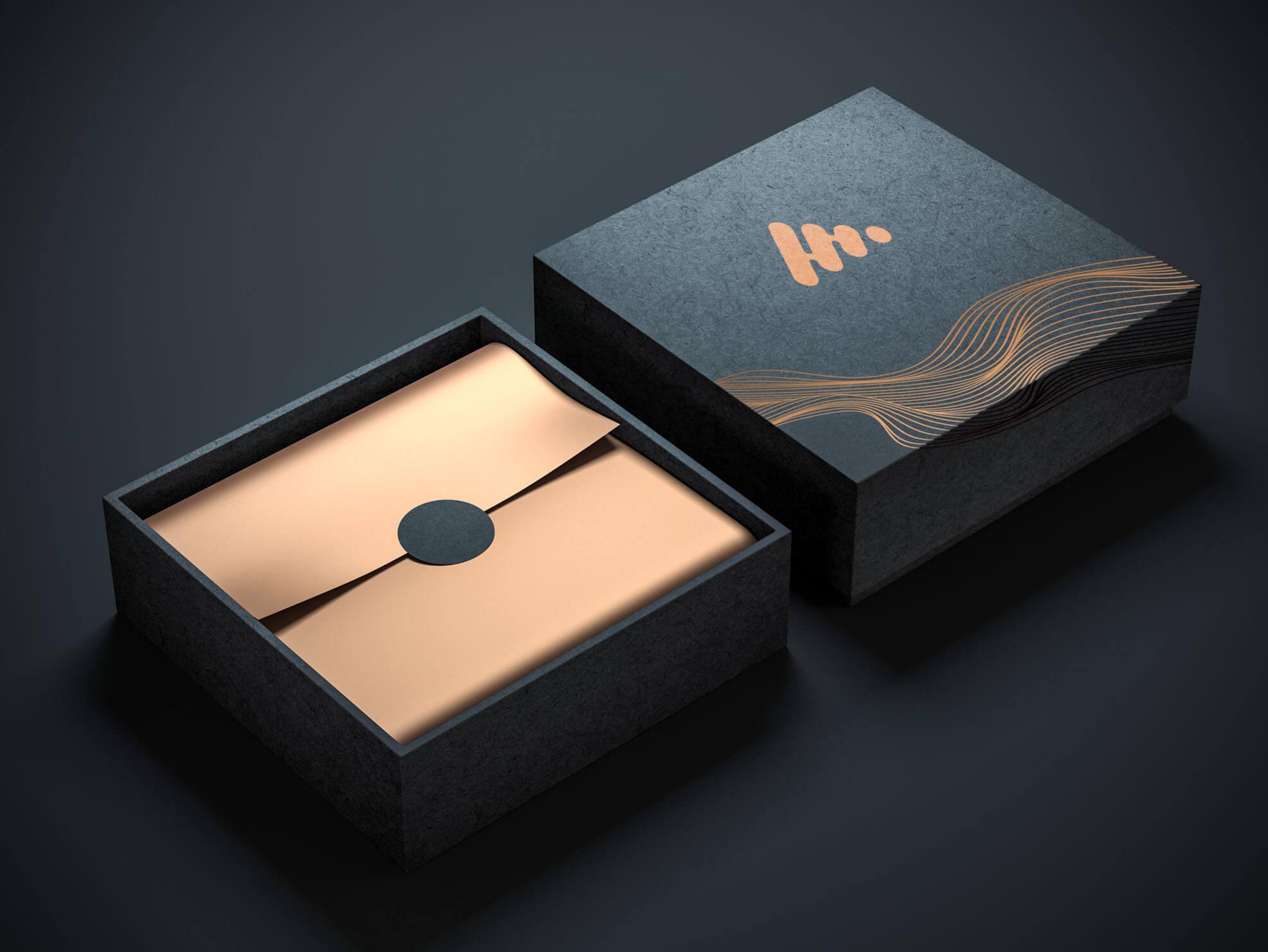 minimalistic packaging